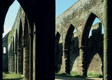 Free Pillars Royalty Free Stock Photography - 205547
