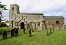 Free Bempton Church Stock Photo - 205790