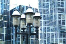Free Standard Lamp2 Stock Image - 207741