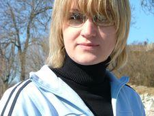 Free Blond Girl Stock Image - 208431
