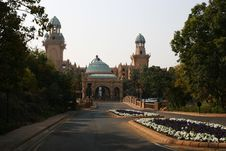 Free Palace Garden Stock Photography - 208472