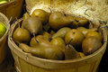 Free Pears On Basket Royalty Free Stock Photos - 2001268
