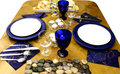 Free Table Set For Two Stock Photo - 2002940