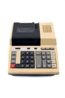 Free Calc Stock Photography - 2002162
