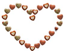Free Heart Of Hearts Royalty Free Stock Images - 2002919
