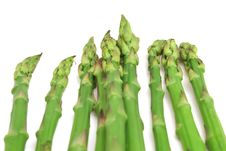 Free Asparagus Level Royalty Free Stock Photography - 2003617