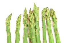 Free Asparagus On Top Royalty Free Stock Photos - 2003688