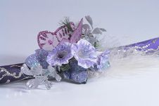 Free Crystal Flowers Royalty Free Stock Images - 2003879