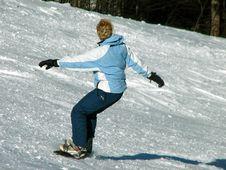 Free Snowboard Royalty Free Stock Image - 2004176