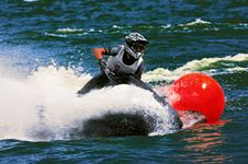Free Jetbike Stock Photography - 2004382