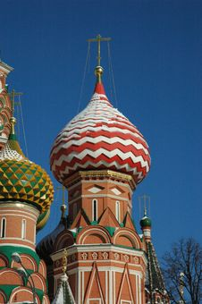 Free Churches Of Moscow, Russia Stock Photos - 2005533