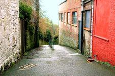 Downhill Walkway