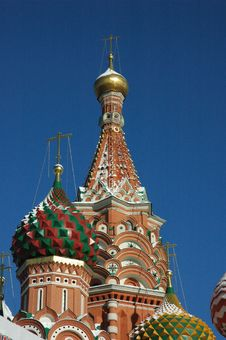 Free Churches Of Moscow, Russia Stock Images - 2005564