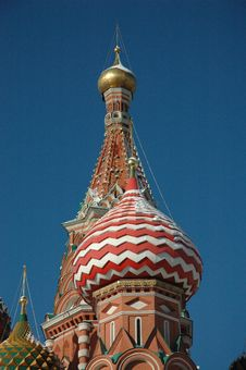 Free Churches Of Moscow, Russia Stock Photography - 2005572