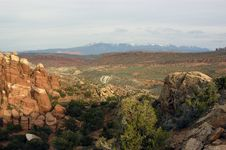 Free Utah Landscape Royalty Free Stock Photo - 2005765