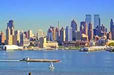 Free NYC SKYLINE 63 Stock Images - 2006244