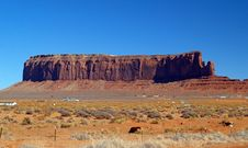 Free Monument Valley Navajo Tribal Park Royalty Free Stock Images - 2006779