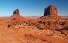 Free Monument Valley Navajo Tribal Park Stock Image - 2006791