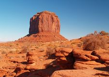 Free Monument Valley Navajo Tribal Park Royalty Free Stock Photo - 2006815