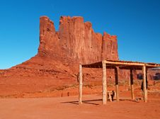Free Monument Valley Navajo Tribal Park Royalty Free Stock Photos - 2006868