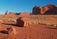 Free Monument Valley Navajo Tribal Park Stock Photos - 2006903