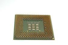 Free Macro Of A Microprocessor Royalty Free Stock Photos - 2007298