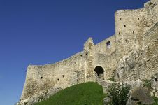 Free Spis Castle Royalty Free Stock Images - 2008529