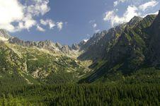 Free High Tatras Stock Photography - 2008542