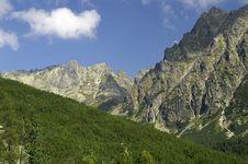 Free High Tatras Stock Photo - 2008550