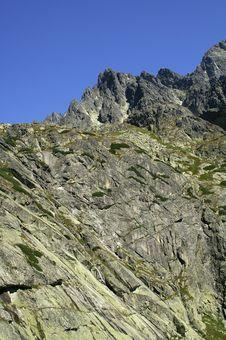 Free High Tatras Royalty Free Stock Photography - 2008617