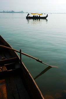Free Boat In China Stock Photo - 2008870