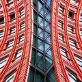 Free Orange Windows Abstract Stock Photography - 20000172