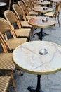 Free Street Brasserie Royalty Free Stock Photo - 20000665