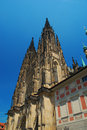 Free Prague Cathedral, Gothic Architecture Royalty Free Stock Images - 20002429