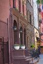 Free New York City Brownstone Apartments Royalty Free Stock Photo - 20003165