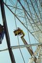 Free Ferris Wheel Detail Royalty Free Stock Image - 20006146