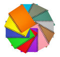 Free Circle Notebook Collection Stock Photo - 20006520