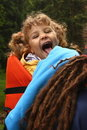Free Child Hiking Royalty Free Stock Images - 20008889