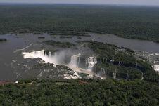 Free Iguazu Falls Stock Photography - 20000272