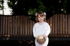 Free Adorable Small Girl Royalty Free Stock Images - 20000909