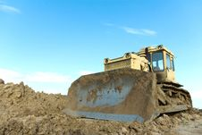 Free Digger Stock Photography - 20001362