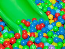 Free Colorful Balls Stock Photo - 20001510