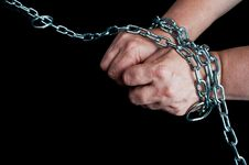 Free Hands In Chain Stock Photos - 20001653