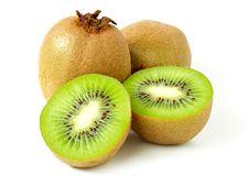 Ripe Kiwi Fruit Stock Images