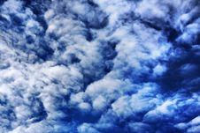 Free Blue Sky Stock Photo - 20001730