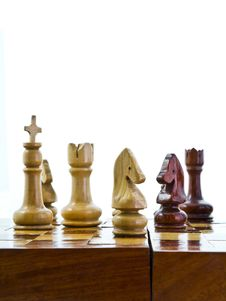 Free Chess Strategy Royalty Free Stock Photos - 20002248