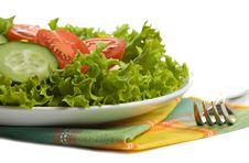 Free Fresh Salad Stock Photography - 20002552