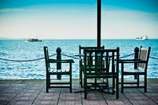 Free Sea View Royalty Free Stock Image - 20003356