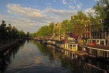 Amsterdam 17 Royalty Free Stock Photos