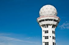 Free Air Traffic Control Tower Stock Photography - 20005222